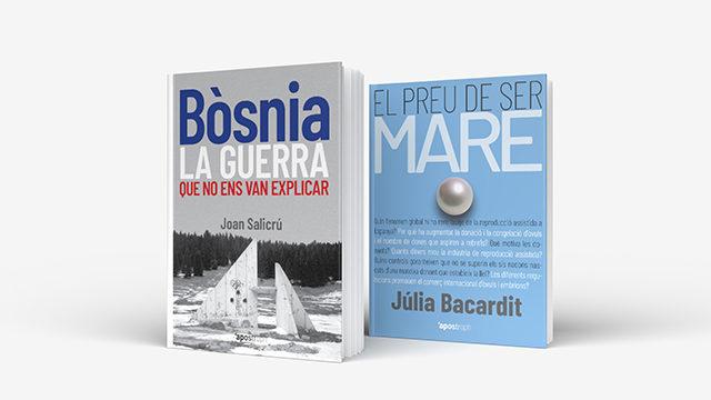 """Assaig d'actualitat: """"Bòsnia, la guerra que no ens van explicar"""" + """"El preu de ser mare"""""""