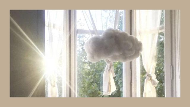 Lámpara Nube (P)