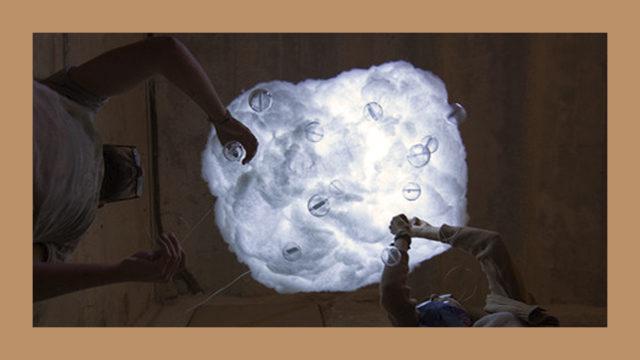 Lámpara Nube (G)