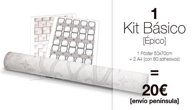 kit Básico My Family Tree® ÉPICO