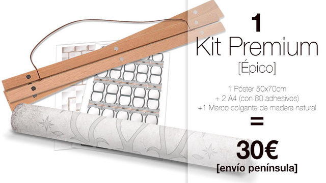 Kit Premium My Family Tree® ÉPICO
