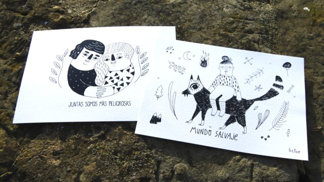 Pack Prints A4 (@laurabitxo)