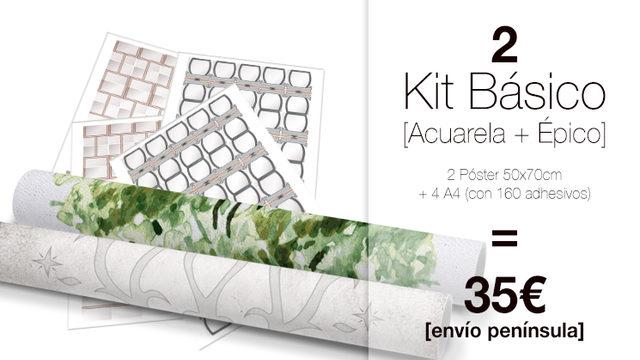 kit Básico DUO My Family Tree® MIX