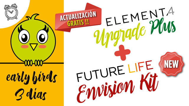 FUTURE LIFE Envision Kit + Element4 PLUS Upgrade (early birds)