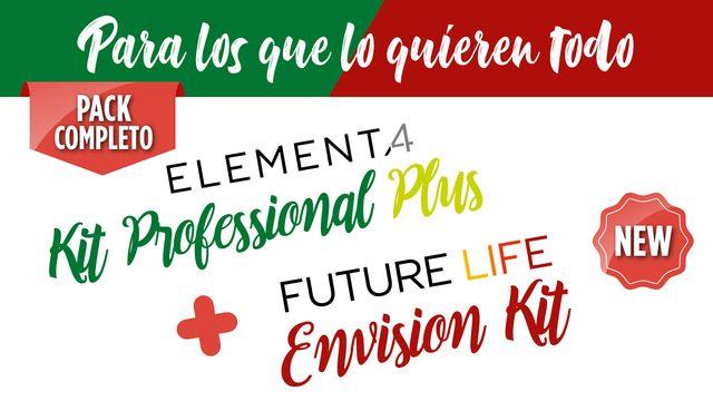 FUTURE LIFE Envision Kit + Element4 Professional PLUS