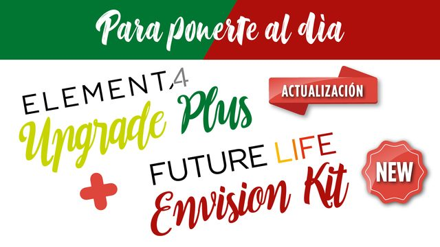 FUTURE LIFE Envision Kit + Element4 PLUS Upgrade