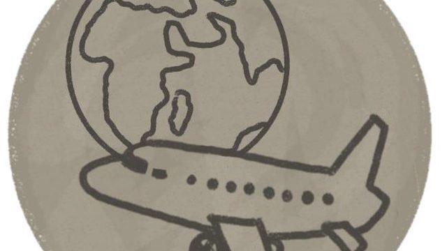 Viatge al món