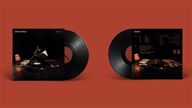 Vinil, Format LP.