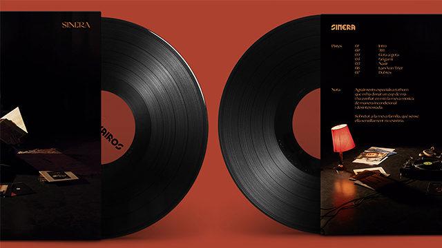 Vinil amb dedicatòria, Format LP + Llibret edició especial.
