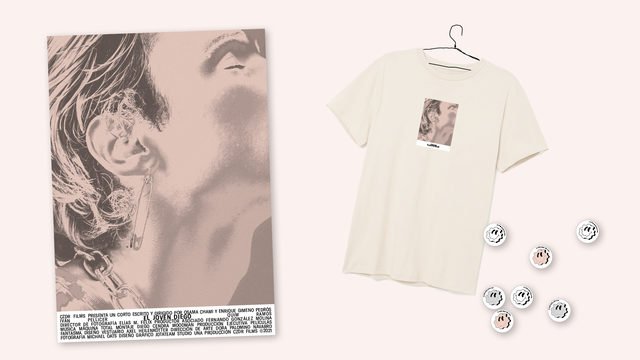 Merchandising 'El Joven Diego'