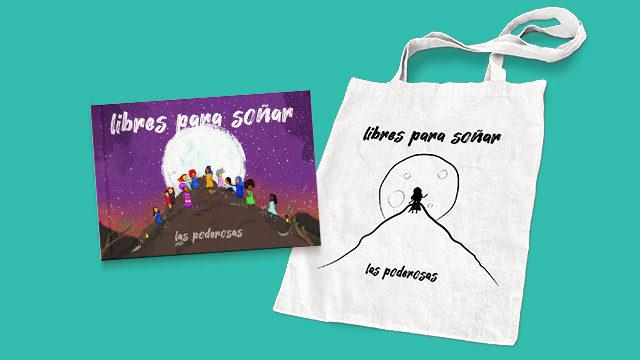 Disco-libro + Bolsa