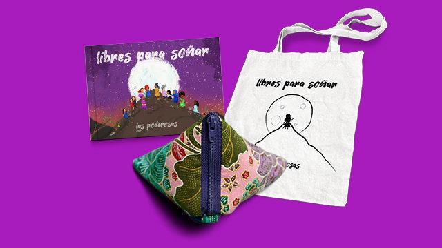 Disco-Libro + Bolsa + Monedero