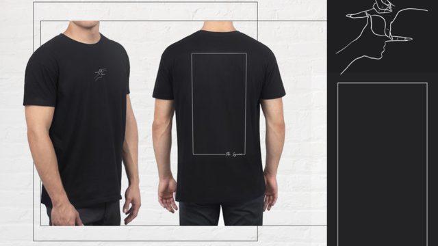 THE SQUARE: Camiseta + adelanto exclusivo en vídeo.