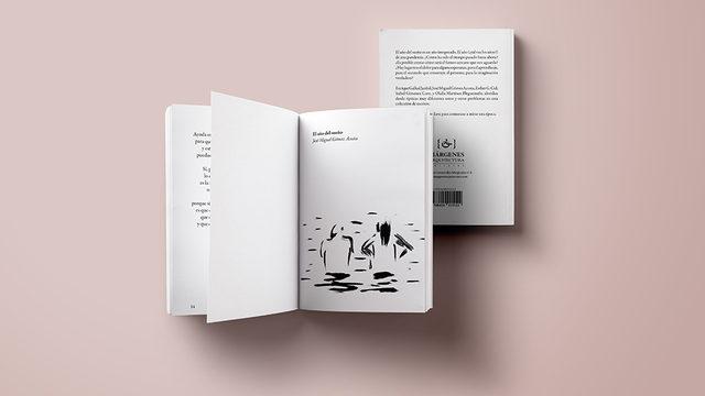 Libro dedicado + Revista