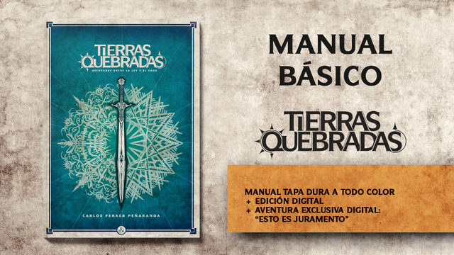 ADD-ON TIERRAS QUEBRADAS