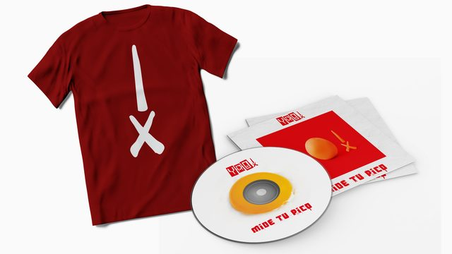 Camiseta + CD