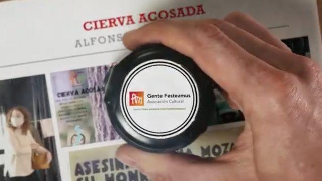 """10 ENTRADAS  MONTAJE ESCÉNICO """"CIERVA ACOSADA"""""""