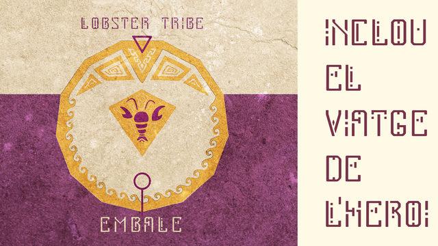 """Disc """"EMBALE"""" edició especial"""