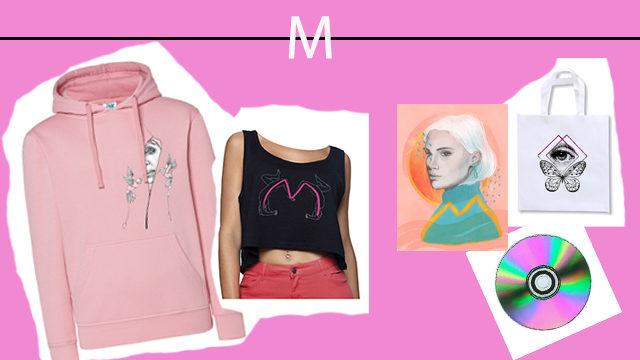 Pack merchandising 5 + Ilustración