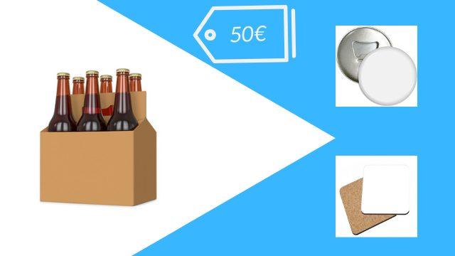 Aportación de 50€