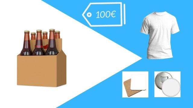 Aportación de 100€