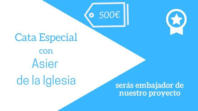 Aportación de 500€