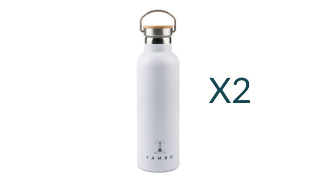 Tambo Bottle (18oz) x2