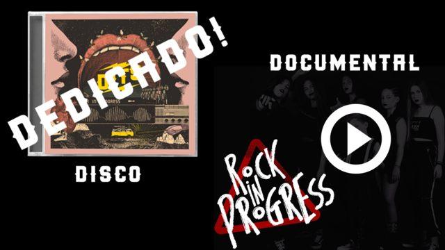 Disco Dedicado y Documental