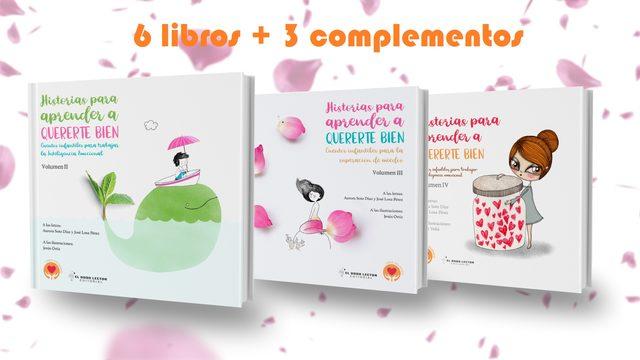 Pack Doble especial (6 libros + recursos  + seguimiento + 3 complementos + recursos + dedicatoria)