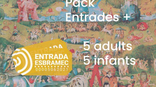 Pack Entrades +