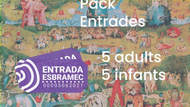 Pack Entrades