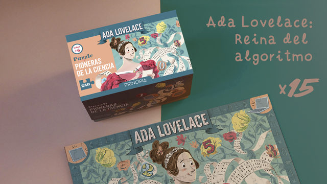 Ada Lovelace: reina del algoritmo