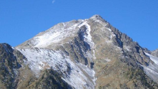 Comapedrosa 2942  metros