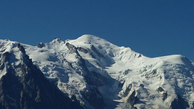 Mont Blanc 4810 metros
