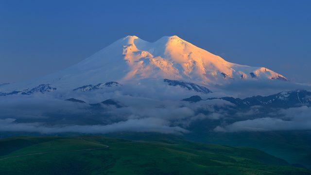 Elbrus 5642 metros
