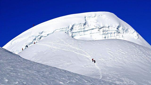 Mera Peak 6476 metros