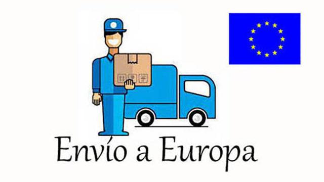 Gastos de Envío a Europa (Países de la UE)