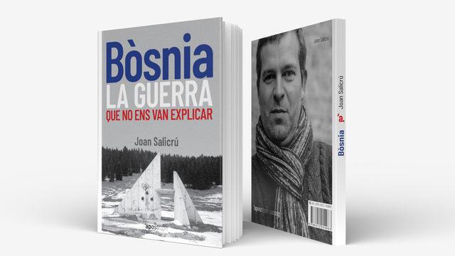 """5 exemplars de """"Bòsnia, la guerra que no ens van explicar"""""""