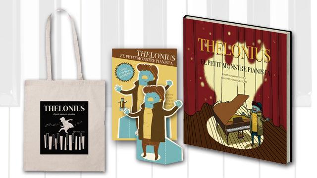 Llibre dedicat pels autors + retallable + bossa de tela