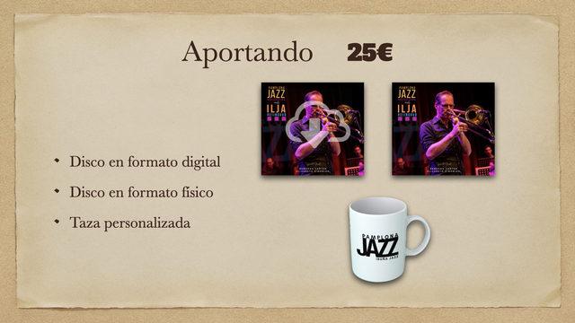 Disco Digital + Disco físico + Taza