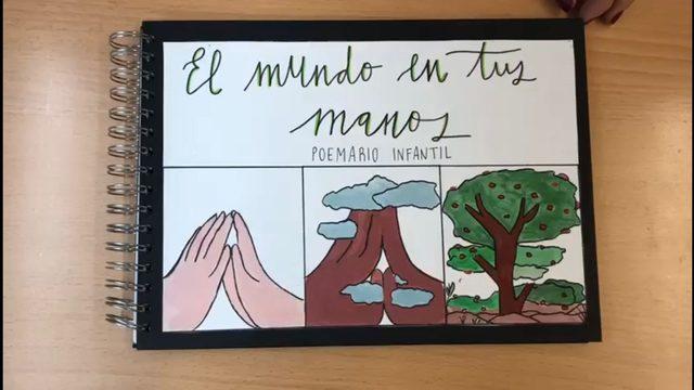 """Ejemplar """"El mundo en tus manos"""" firmado + nombre en agradecimientos + descarga digital material"""