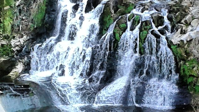 Cascadal (Waterfall)