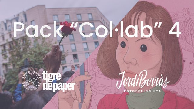 "Pack ""Col·lab"" 4"