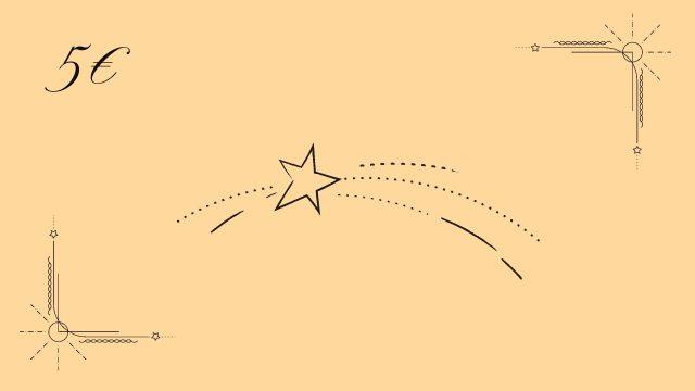Estrela fugaz