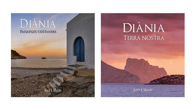 """Pack foto-llibres """"Diània"""", en mà"""