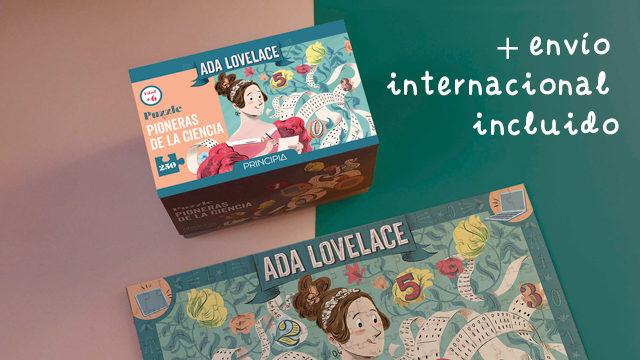 Ada Lovelace: la viajera