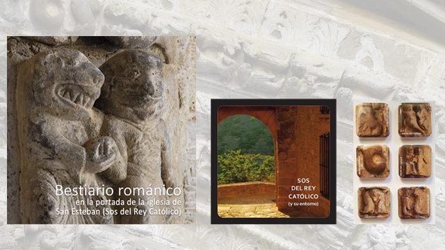 Libro bestiario + folleto Sos + 6 imanes