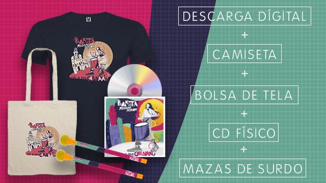 Pack Batuquero - CD