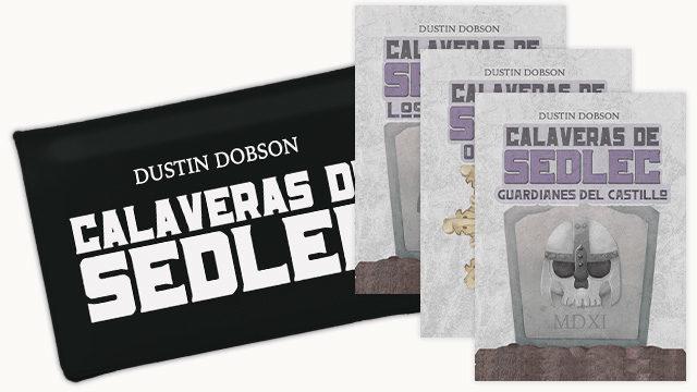 Calaveras de Sedlec + 3 Expansiones