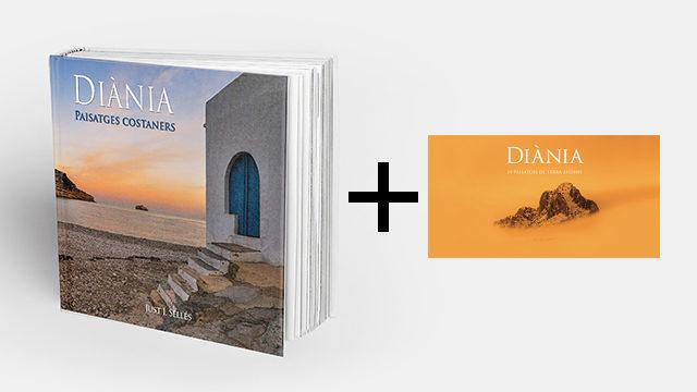 Llibre + col·lecció 20 postals, en mà